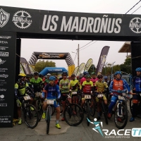 VII Ruta BTT Us Madroñus