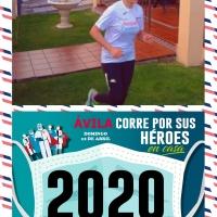 Corre Contra el Coronavirus